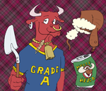 Canadian Beef by ObscureStar