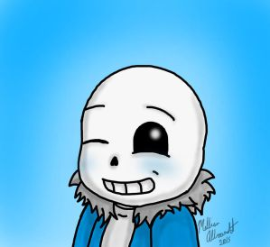 Sans x Monster!Reader ~ Wolf and Skeleton by xAyame12x on DeviantArt