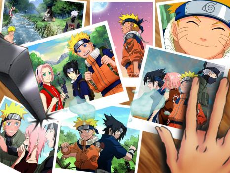 Naruto Memories by Pink-lady1993