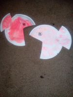Eric's 2 Pink Fishes by Ellecia