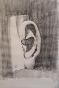 Ear Cast 02 by keeny
