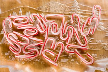 American Food: Candy Canes by Elijah-Snow