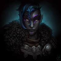 Guild Wars 2 Commission - Bevyn by jylgeartooth