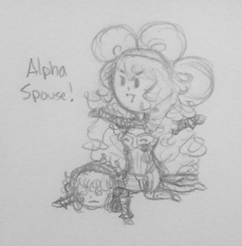 ~Alpha Spouse!~ by CondyCookie