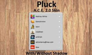 Pluck - ACE by rhyguy