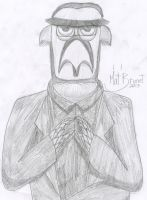 The MuppeTGWTGs: Same the Eagle as The Cinema Snob by AniMat505