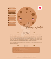 Yummy Cookie! - Chocolate Chip Cookies fanlisting by PinkWoods