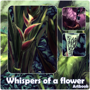 Whispers of a Flower[preview] Seat of Inspiration by Berryzem