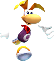 Rayman 2 - 'Remastered' 3D render by MarkProductions