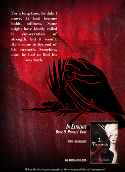Book Teaser for In Extremis by mcah