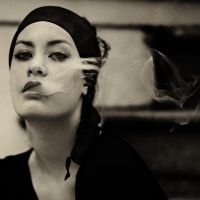 Smoke Gets In Your Eyes by astra888