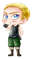 APH Chibi Germany by NonexistentWorld