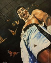 Ali   The Greatest by Manassehart