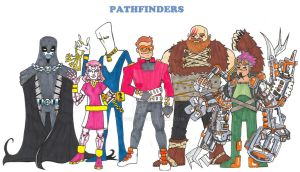 OC- The Pathfinders by 12for12