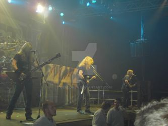 Megadeth at Rock Am Ring 07 by Gerdoner