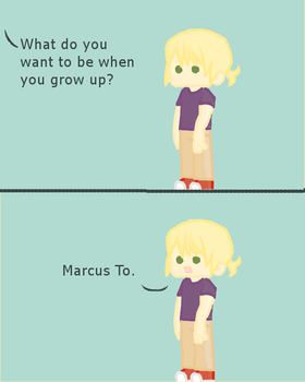 What I want to be by JennaBrowne