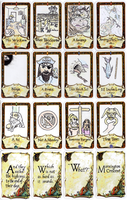 Once Upon a Time custom cards1 by ranma-tim