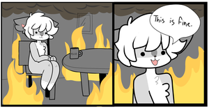 This is Fine by QTipps