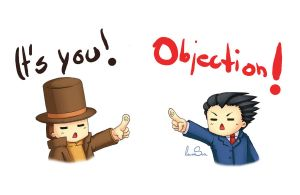 It's YOU OBJECTION by LauraSan
