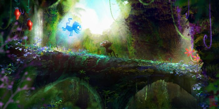 Ghosts in the jungle by gagatka27