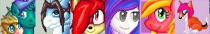 Pixel Icons. by Gamibrii