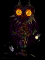 Marionette by rustyyy