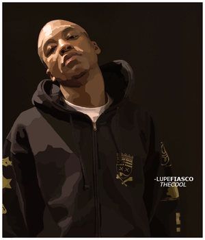 Lupe Fiasco - The Cool by redoner