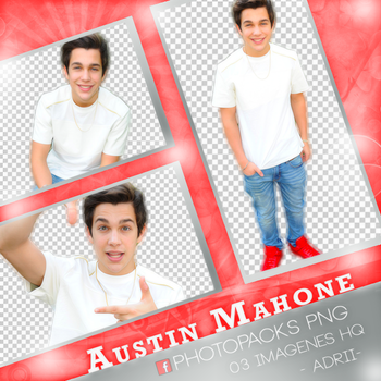 Photopack Png Austin Mahone by stephanyad