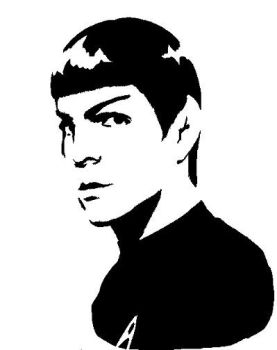 Spock-o-Lantern by Jlybelly