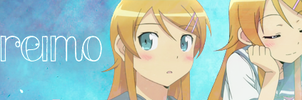 Oreimo banner by MartyPunk13