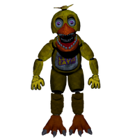 Unwithered Chica by sammy2005