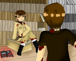 Romano Whats wrong by animepop7