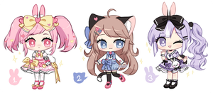 closed | Cutesy Adopts (Auction) by Sekuchi