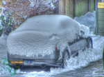 Snowed In Infinity HDR by shilpinator