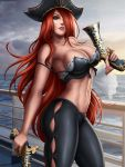 Miss Fortune by Flowerxl