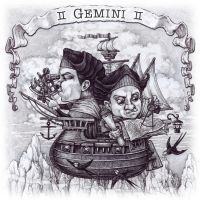 Gemini by littlecrow
