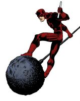 WRECKING BALL DAREDEVIL by Ragnaroker