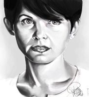 Ginny Goodwin - Mary Margaret by joanap