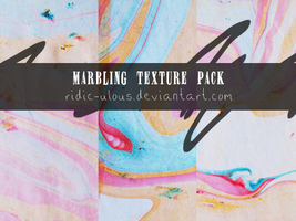 Marbling Texture Pack by ridic-ulous