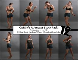 Omg It's a Janexas Stock Pack! 12 by Janexas