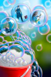 Bubbles by donjapy2011