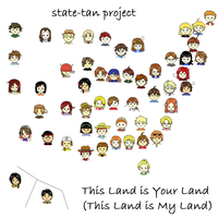 This Land is... -links added- by lavilovi12