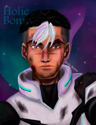 Shiro VLD (I'll never give up) by Ankh-Ba