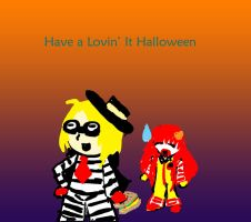 Happy Obese Halloween by Violetthehedgehog