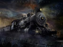 The Journey Begins by AndyGarcia666