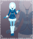 [Close] Adoptable Outfit Auction 21 by Kolmoys
