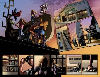 N.A 09: Pages 02-03 Colors by MikeDeodatoJr