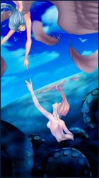 Of the Sea and Sky by Checkered-Fedora