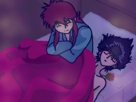 Little Fluffy Bed - Ex by Arigatoumina