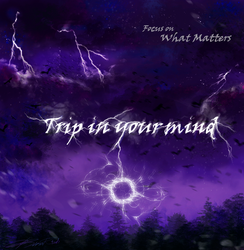 Trip in your mind by RinaRish